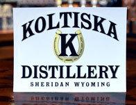 Koltiska Distillery Sticker Large