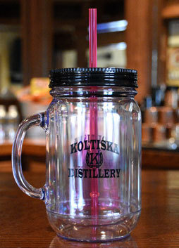 Koltiska Travel Mason Jar