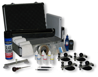 Windshield Doctor Pro Deluxe Windshield Repair Kit (Includes Long Crack Repair)
