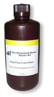 Easy Flow Long Crack Resin 1/2 Liter