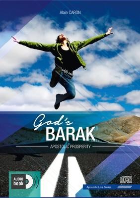 God's Barak – Audio Book (CD) – Alain Caron
