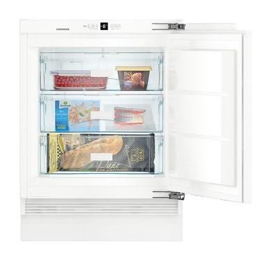Liebherr - Freezer, Integrated under-counter