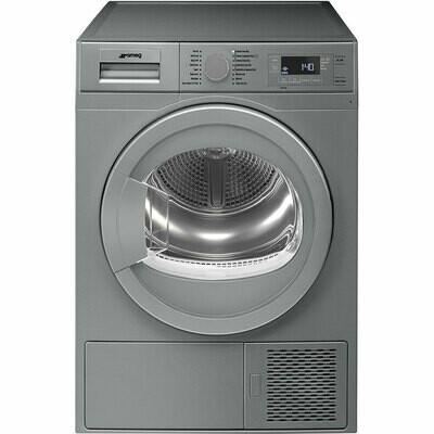 Smeg - 8kg condenser tumble dryer