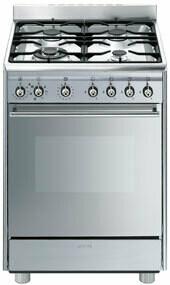 Smeg - Gas/electric stove