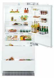 Liebherr - Fridge/freezer, integrated