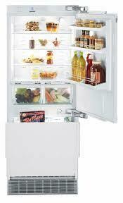 Liebherr - Fridge/freezer, combi integrated