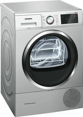 Siemens - 9kg condenser tumble dryer