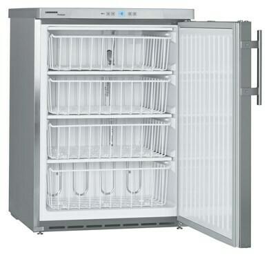 Liebherr - Freezer - commercial