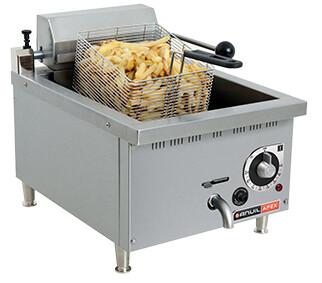Fryer - heavy duty, high speed