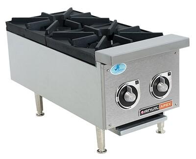 Gas stove, heavy duty