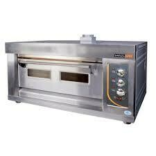 Deck oven - gas
