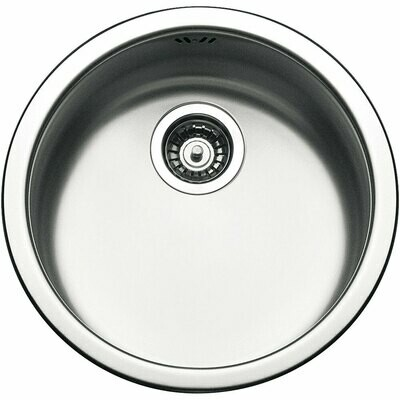 Smeg - single bowl inset sink