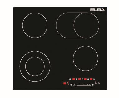 Elba - 60cm electric ceramic hob