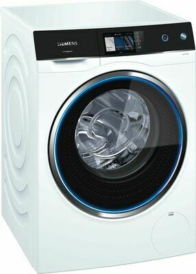 Siemens - 10kg front loader washing machine