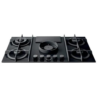 Elica - downdraft gas cooktop
