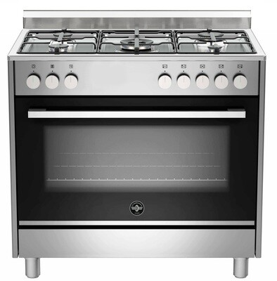 la Germania - 90cm dual fuel gas cooker