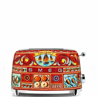 Smeg - Dolce&Gabbana toaster