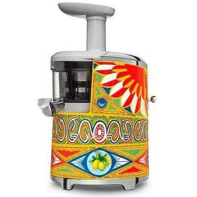 Smeg - Dolce&Gabbana slow juicer
