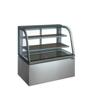 Display unit - heated