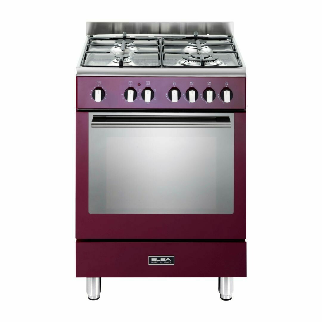 Elba - 60cm Fusion gas/electric cooker