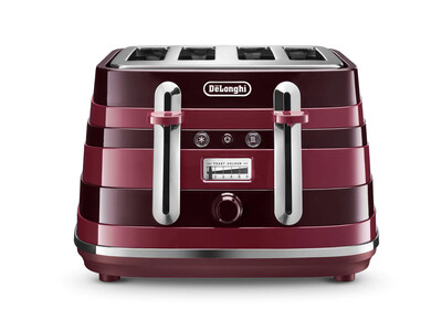 Delonghi 4-slice toaster