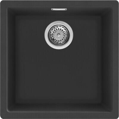 Smeg single bowl undermount sink