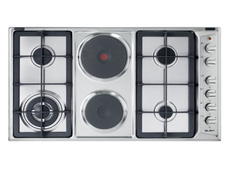 Elba - 90cm gas/electric hob