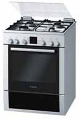 Bosch - 60cm gas/electric cooker