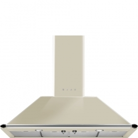 Smeg - 110cm Victoria wall mounted extractor