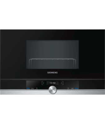Siemens - 60cm built-in microwave with grill