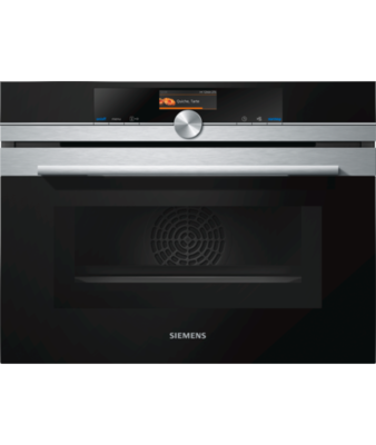 Siemens - 60cm compact oven with microwave