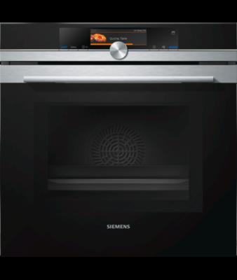 Siemens - 60cm microwave with added steam