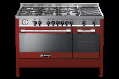 Tecnogas - 120cm PRO range cooker - double oven