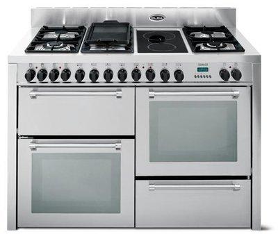 Elba - 130cm Professional cooker
