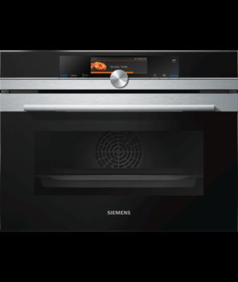 Siemens - 60cm compact steam oven