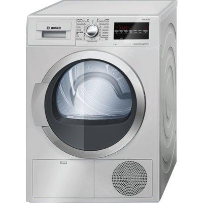Bosch - 9kg Condenser tumble dryer