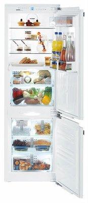 Liebherr - Fridge/freezer combi, Integrated