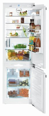 Liebherr - Fridge/freezer, Integrated combi