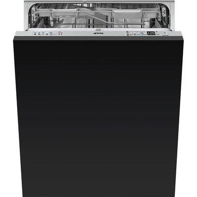 Smeg 13 place setting fully integrated dishwasher