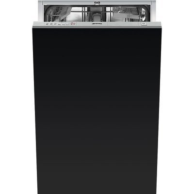 Smeg - 45cm fully integrated dishwasher