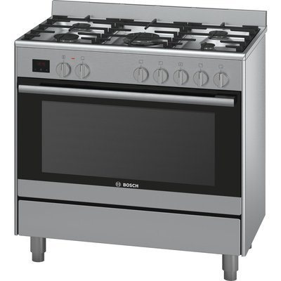 Bosch - 90cm gas/electric freestanding cooker