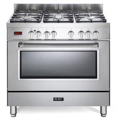 Elba - 90cm Excellence gas/electric cooker