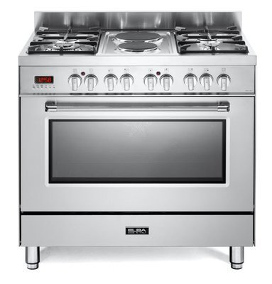 Elba - 90cm Excellence gas/electric cooker