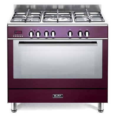 Elba - 90cm gas/electric cooker