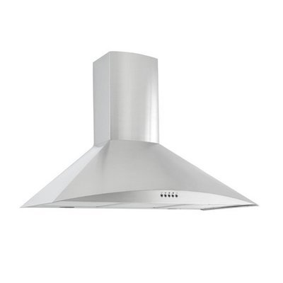 Falco 90cm slanted wall mounted extractor