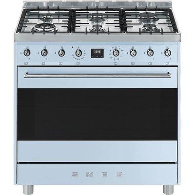 Smeg - 90cm Symphony range cooker