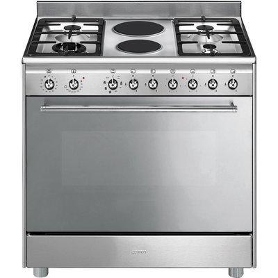 Smeg - 90cm Concert range cooker