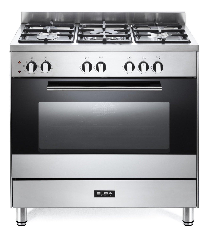 Elba - 80cm Classic gas/electric cooker