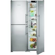 Liebherr - Fridge-freezer, side-by-side