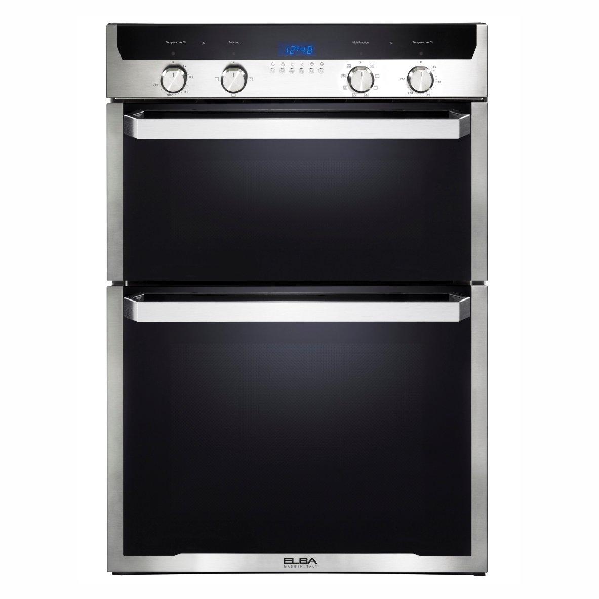 Elba double electric oven